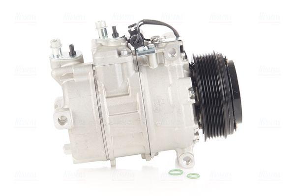 Original LAND ROVER Kompressor 89496