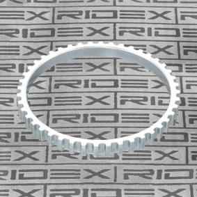 Įsigyti ir pakeisti jutiklio žiedas, ABS RIDEX 2254S0015
