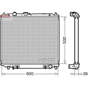 DRM45003 DENSO Netzmaße: - Kühler, Motorkühlung DRM45003 günstig kaufen
