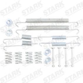 Kupite in zamenjajte Kompletni pribor, zavorne celjusti rocne zavore STARK SKPBS-1650017