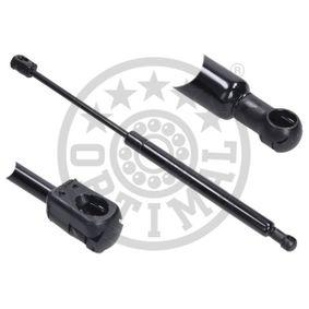 AG-40163 OPTIMAL Ausschubkraft: 530N Hub: 193mm Heckklappendämpfer / Gasfeder AG-40163 günstig kaufen