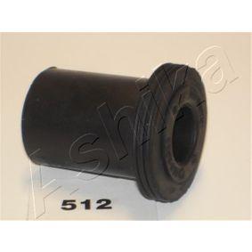Kúpte a vymeňte Lożiskové puzdro listovej prużiny ASHIKA GOM-512