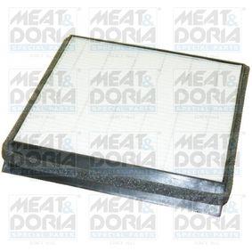 Filtr, vzduch v interiéru 17089F pro CITROËN XANTIA ve slevě – kupujte ihned!
