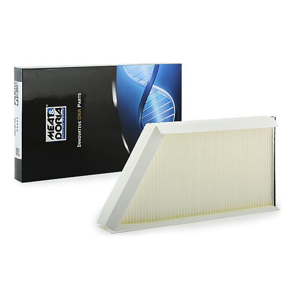 Filter, Innenraumluft MEAT & DORIA 17114 Bewertungen