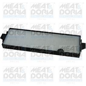 Filter, salongiõhk 17174F eest SAAB 9-3 (YS3D) — saage pakkumine nüüd!