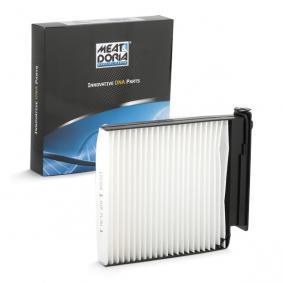 Kúpte a vymeňte Filter vnútorného priestoru MEAT & DORIA 17327F