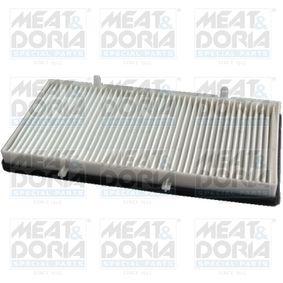 Kúpte a vymeňte Filter vnútorného priestoru MEAT & DORIA 17421F
