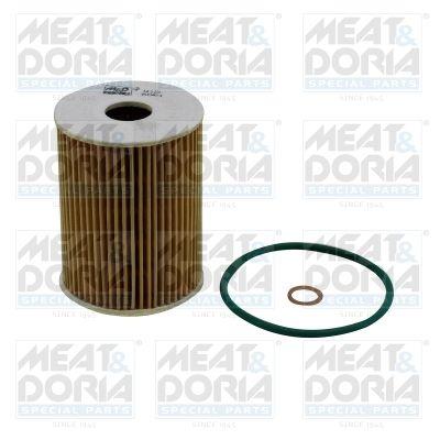14119 MEAT & DORIA Filtereinsatz Innendurchmesser: 27mm, Ø: 66mm, Höhe: 83mm Ölfilter 14119 günstig kaufen