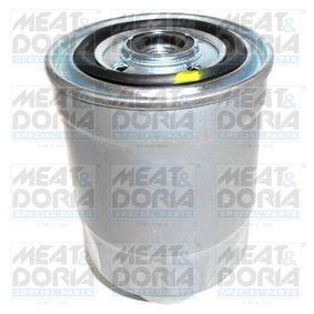 Kúpte a vymeňte Palivový filter MEAT & DORIA 4114