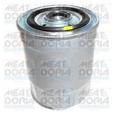Achetez Filtre à carburant MEAT & DORIA 4114 (Hauteur: 137mm) à un rapport qualité-prix exceptionnel