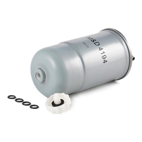 4194 Kütusefilter MEAT & DORIA 4194 - Lai valik