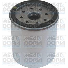 4854 MEAT & DORIA mit Wasserabscheider Höhe: 120mm Kraftstofffilter 4854 günstig kaufen