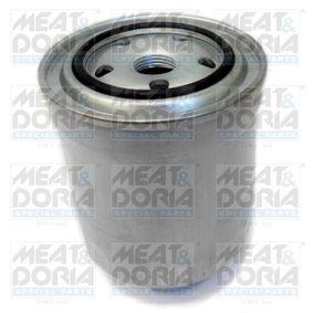 4856 MEAT & DORIA Höhe: 120mm Kraftstofffilter 4856 günstig kaufen