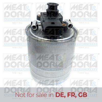 5084 MEAT & DORIA mit Filterheizung Höhe: 100mm Kraftstofffilter 5084 günstig kaufen