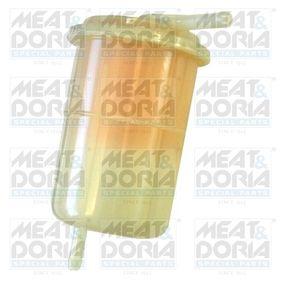 Kupte a vyměňte palivovy filtr MEAT & DORIA 4515