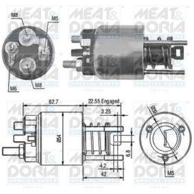 Magnetschalter Anlasser Fur Bmw Z4 E85 2003 Billig Online Bestellen
