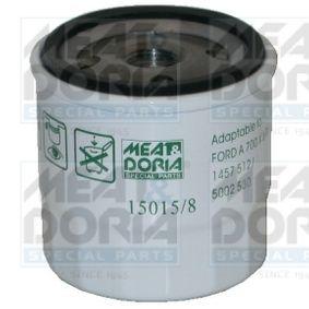маслен филтър MEAT & DORIA 15015/8 купете и заменете