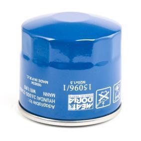 150961 Ölfilter MEAT & DORIA 15096/1 - Große Auswahl - stark reduziert