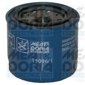 15096/1 Ölfilter MEAT & DORIA - Markenprodukte billig
