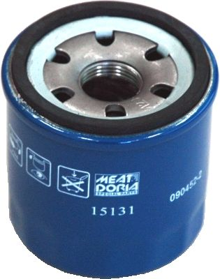 15131 Engine oil filter MEAT & DORIA - Cheap brand products