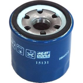 15131 Filtro de óleo MEAT & DORIA - Produtos de marca baratos