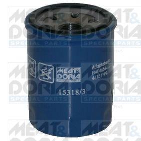 15318/3 Ölfilter MEAT & DORIA - Markenprodukte billig