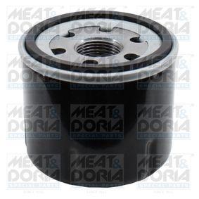 Kupte a vyměňte Olejový filtr MEAT & DORIA 15558