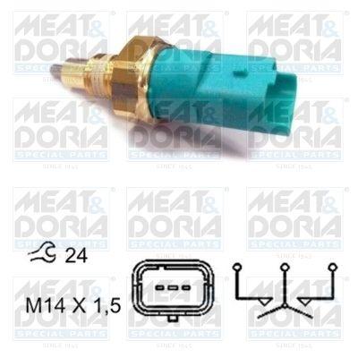 36013 MEAT & DORIA Pol-Anzahl: 3-polig, SW: 24 Schalter, Rückfahrleuchte 36013 günstig kaufen
