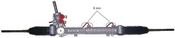 Original OPEL Lenkgetriebe 01.62.7800
