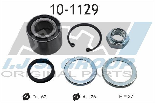 IJS GROUP: Original Radaufhängung & Lenker 10-1129 (Ø: 52mm, Innendurchmesser: 25mm)