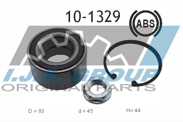 Buy original Suspension and arms IJS GROUP 10-1329