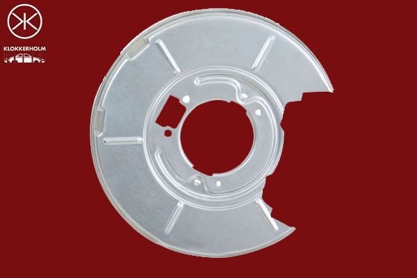 Origine Flasque disque de frein KLOKKERHOLM 0060877 ()
