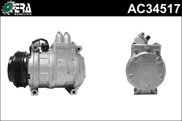 Kompressor Klimaanlage ERA Benelux AC34517