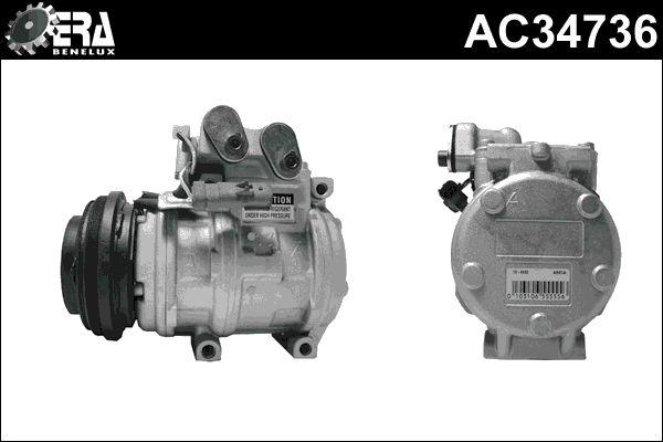 Original JEEP Kompressor Klimaanlage AC34736