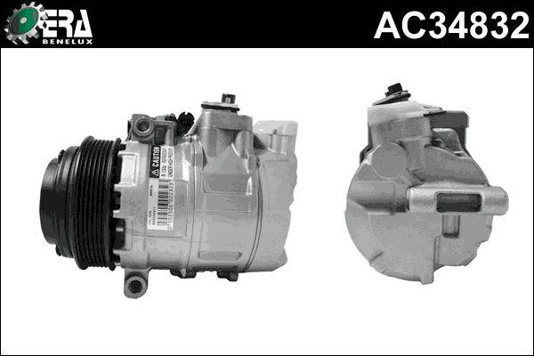 Original JAGUAR Klimakompressor AC34832