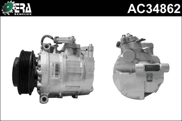 Original OPEL Kompressor Klimaanlage AC34862