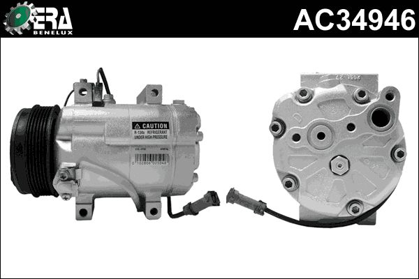 Kompressor Klimaanlage ERA Benelux AC34946