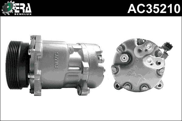 Original SEAT Kompressor AC35210