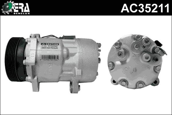 Original SEAT Kompressor Klimaanlage AC35211