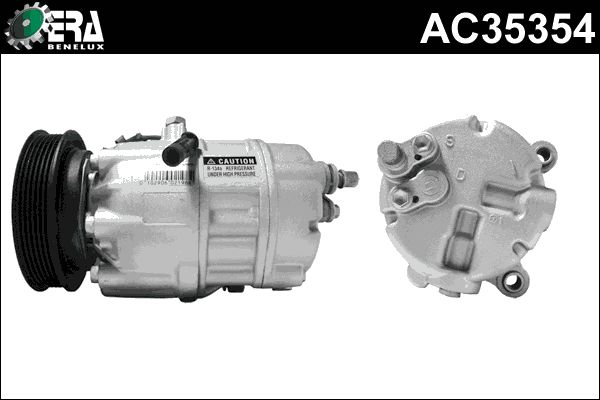 Original LANCIA Klimakompressor AC35354