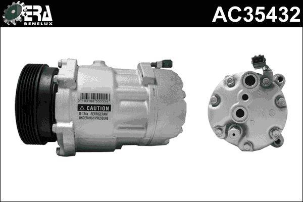 Original SEAT Kompressor Klimaanlage AC35432