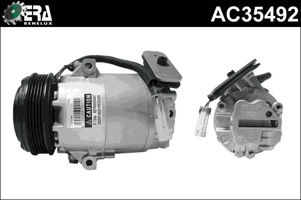 Kompressor Klimaanlage ERA Benelux AC35492