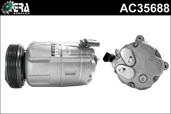 Original VW Kompressor AC35688