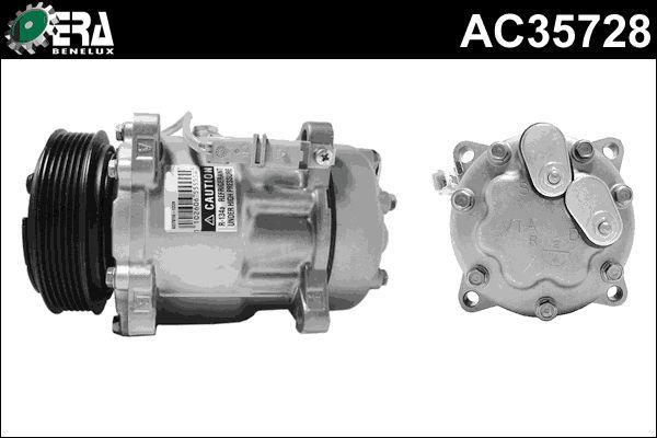 Original LANCIA Kompressor Klimaanlage AC35728