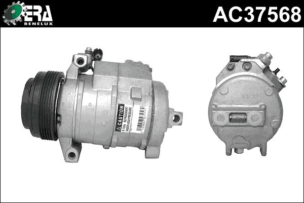 Kompressor Klimaanlage ERA Benelux AC37568