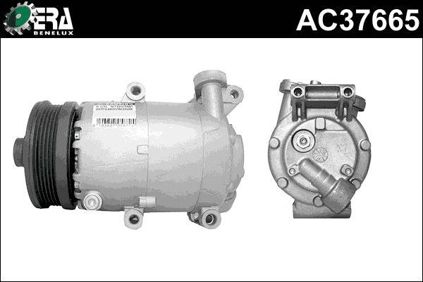 Original FORD Kompressor Klimaanlage AC37665
