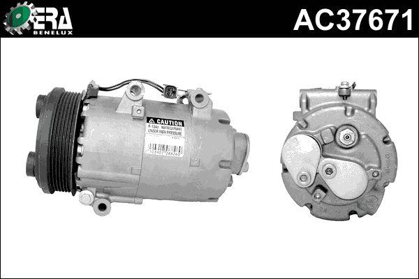 Original FORD Klimakompressor AC37671