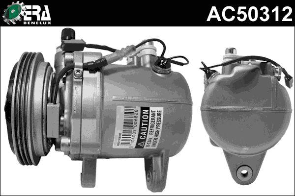 Original SMART Klimakompressor AC50312