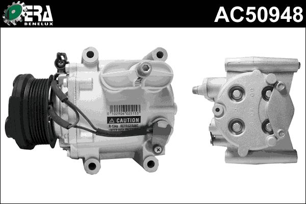Original JAGUAR Klimakompressor AC50948