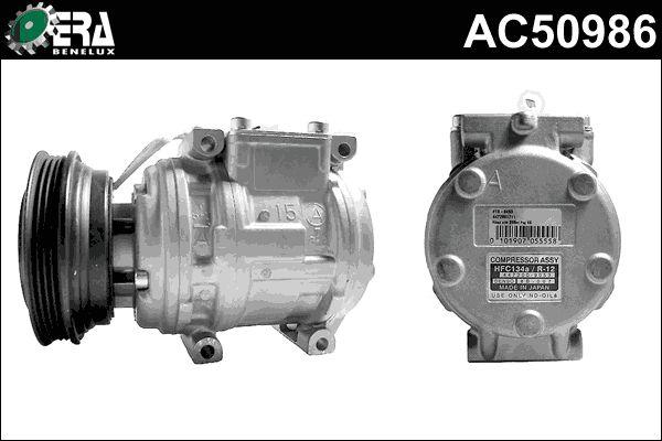 Original TOYOTA Kompressor Klimaanlage AC50986